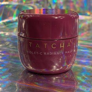 Tatcha Violet c Radiance Mask 10mL
